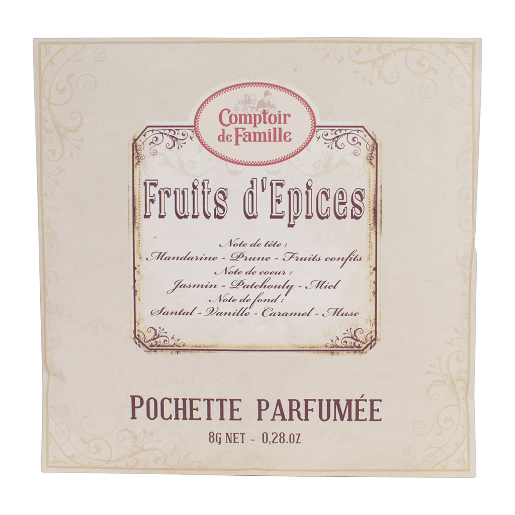 img-Pochette parfumée fruits d'epices
