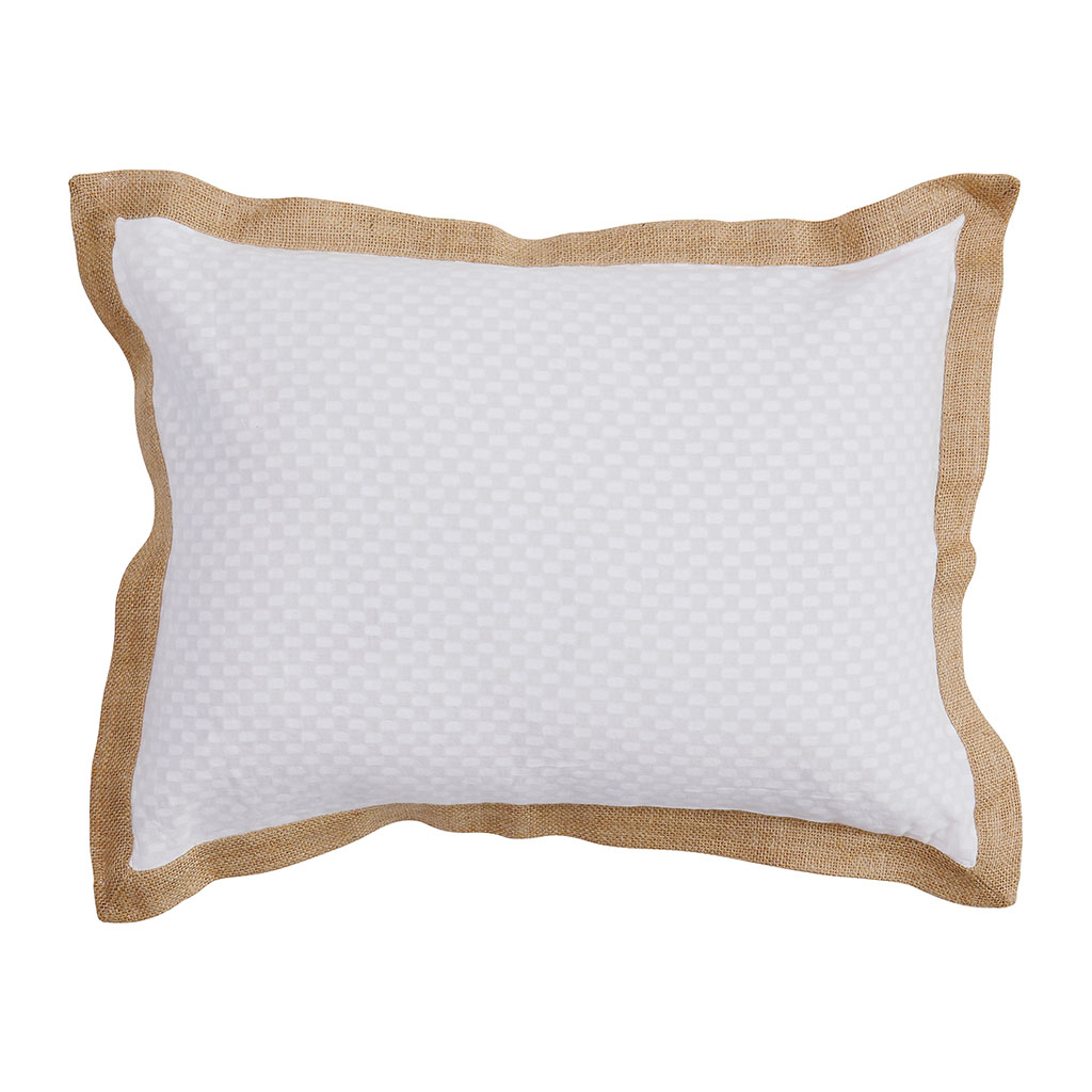 img-Coussin ritournell blanc en coton