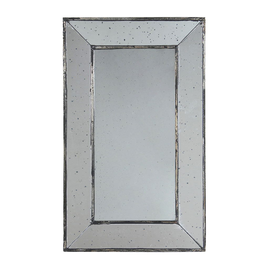img-Miroir antique bronze