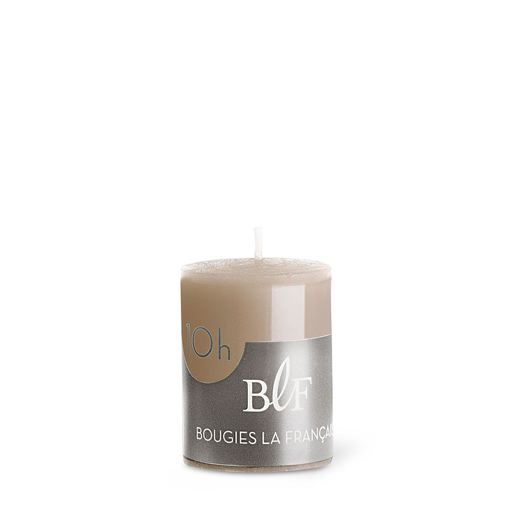 img-Bougie votive taupe