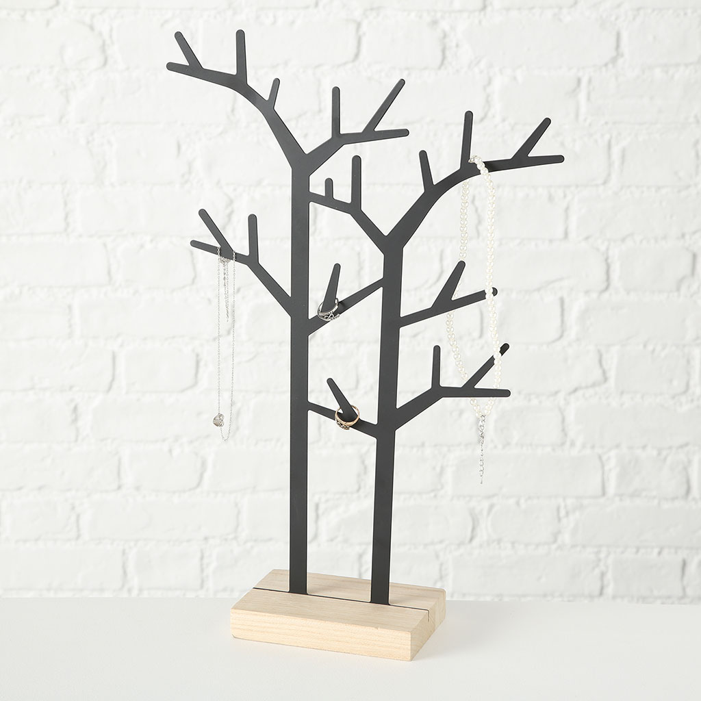 img-Decoration arbre arek h47cm noir