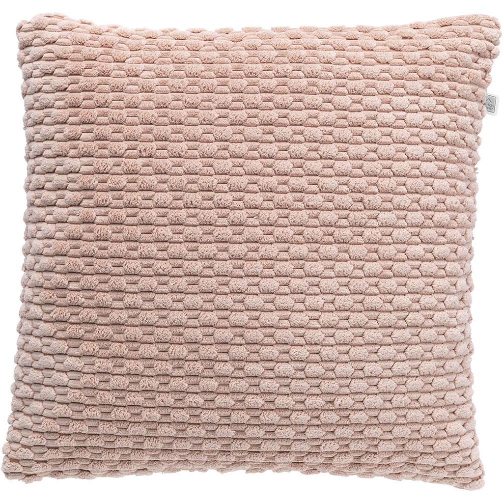 img-Coussin rolf 45x45cm rose