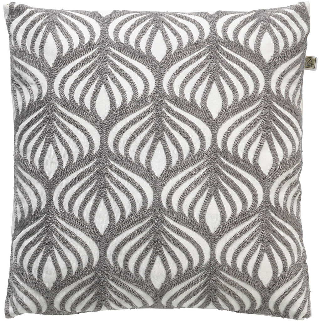 img-Coussin ingrid 45x45cm taupe