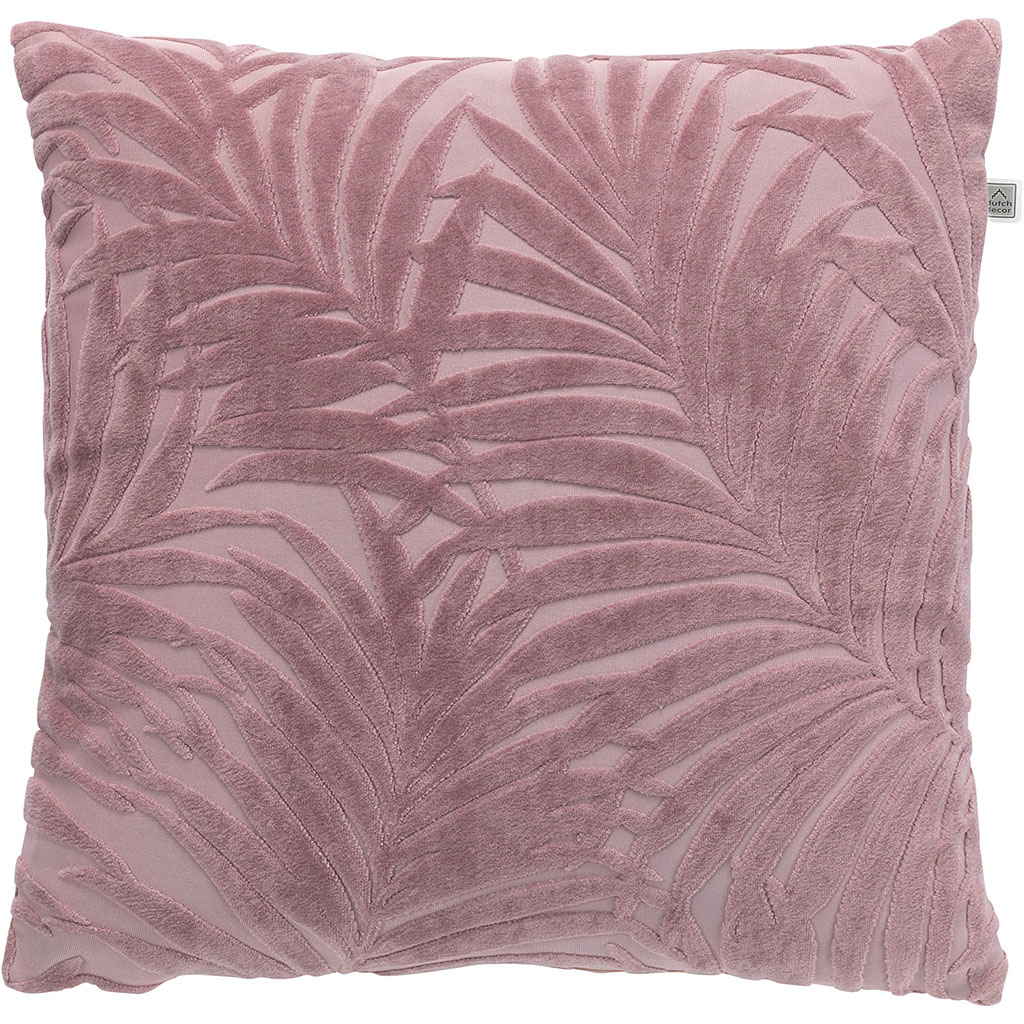 img-Coussin frits 45x45cm aubergine