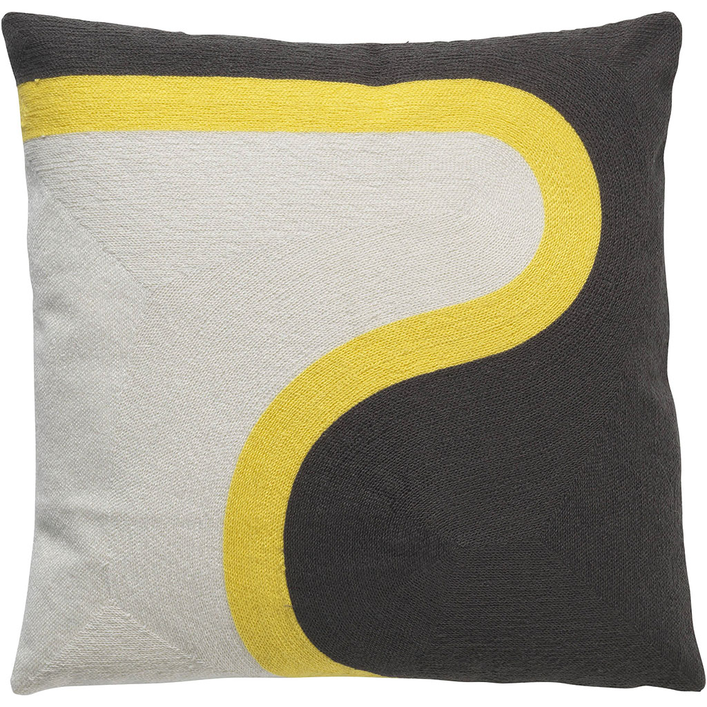 img-Coussin nina 45x45cm ivoire multicolor