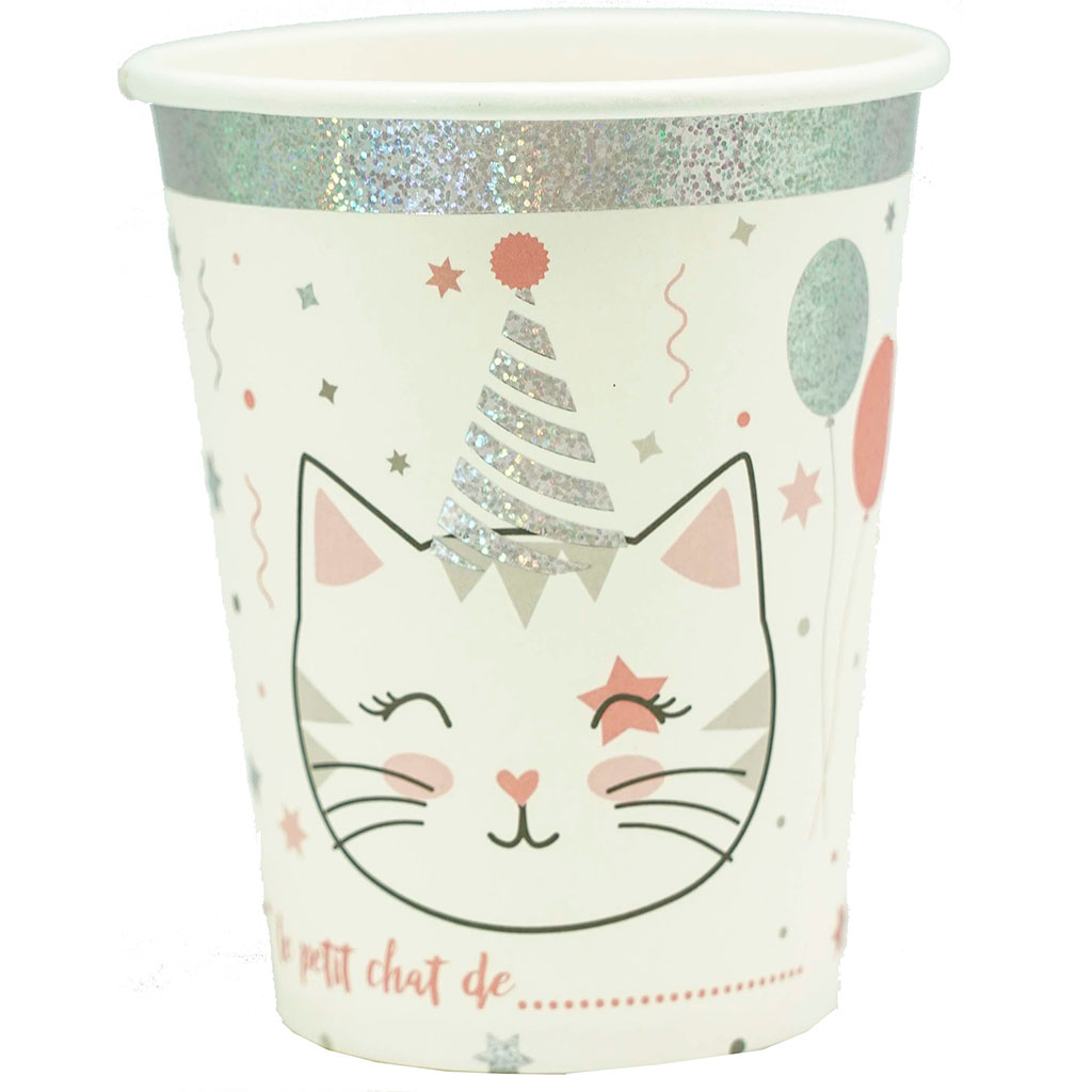 img-10 gobelets en carton 25cl meow party