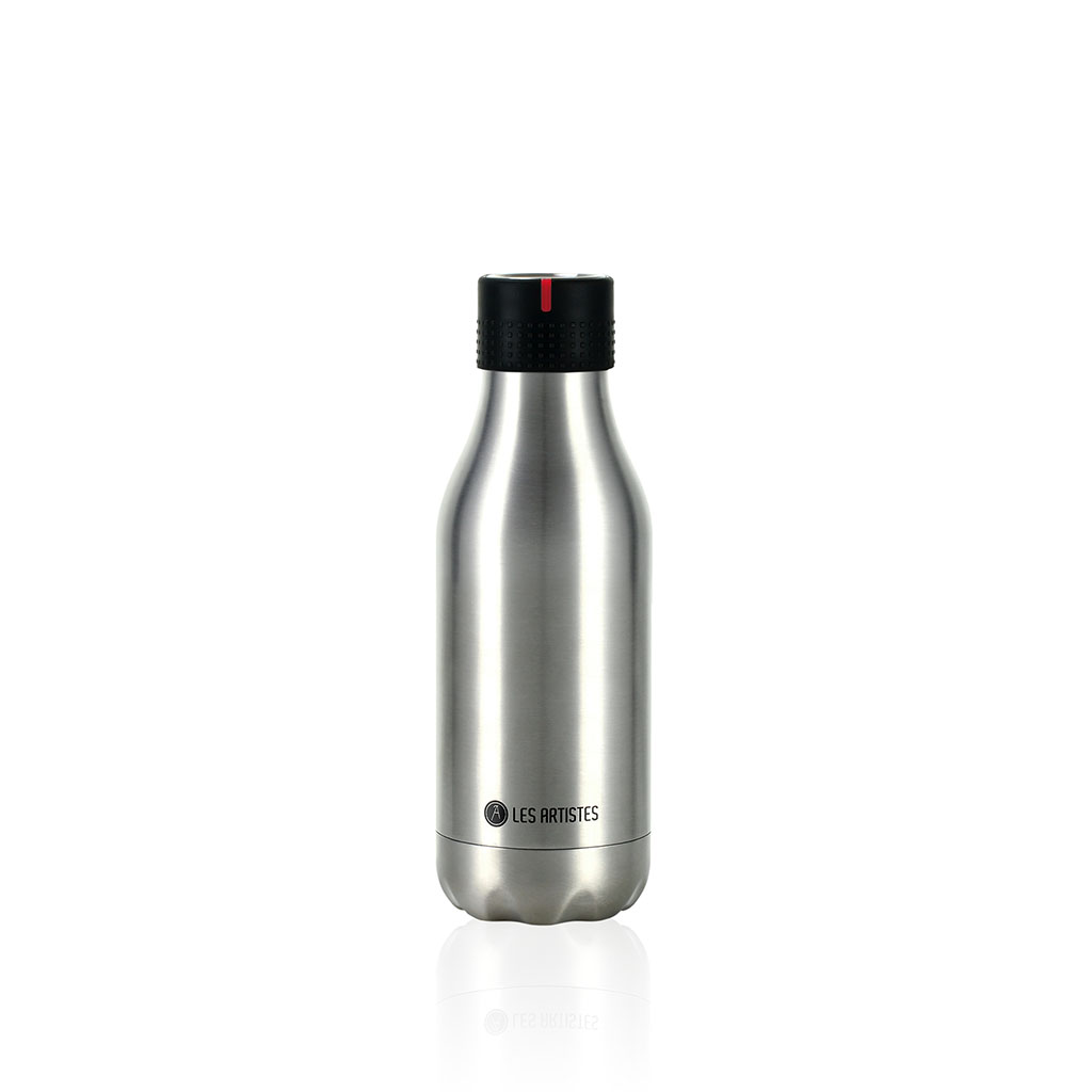 img-Bouteille isotherme 28cl argent