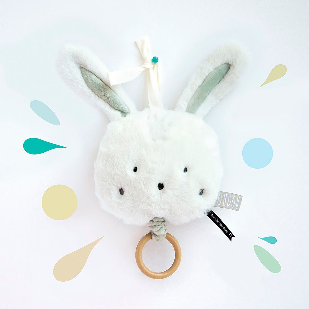img-Peluche musicale lapin - aussi doux