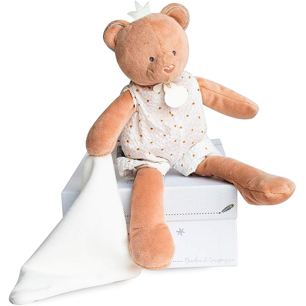 img-Doudou ours - attrape rêve - 26cm