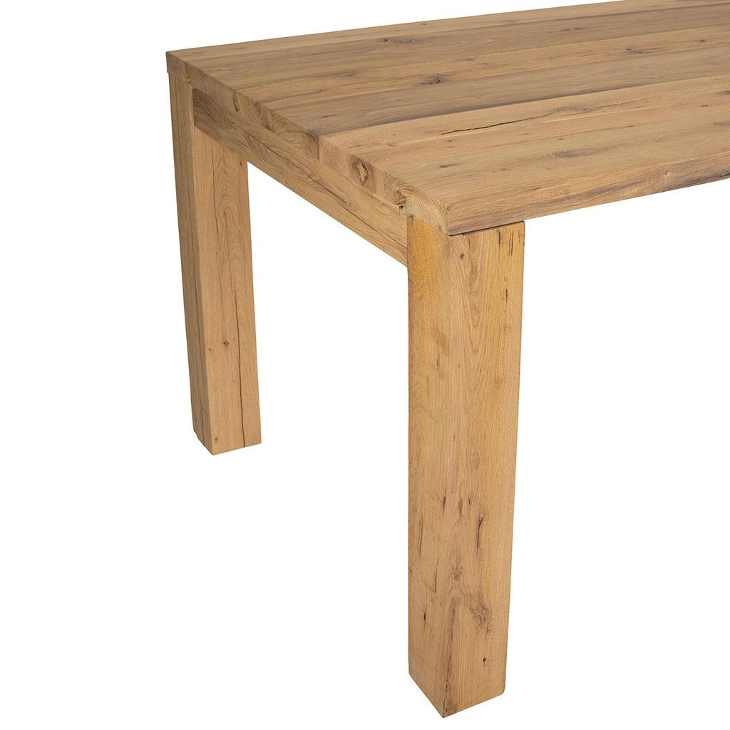 Table Extensible Chene: Table DESIRE Extensible En Chêne
