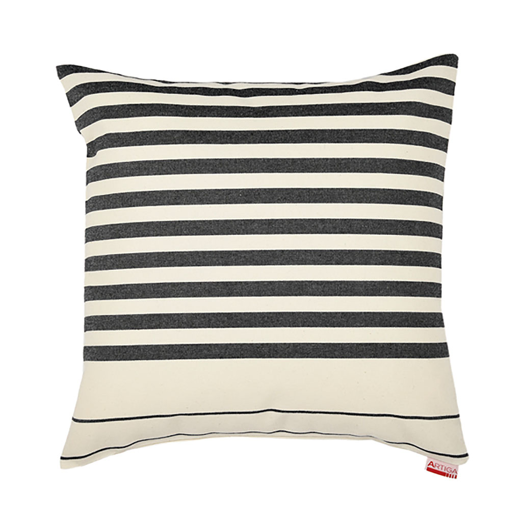 img-Coussin carre 40x40cm sauvelade ecru