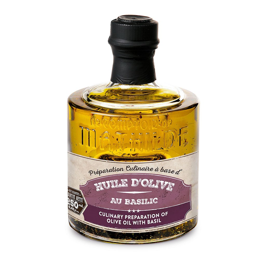 img-Empilable huile d'olive basilic 25cl