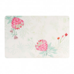 img-Set de table  jardineden Blanc, Rose en Pvc