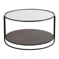 img-Table basse rond tahra br d70