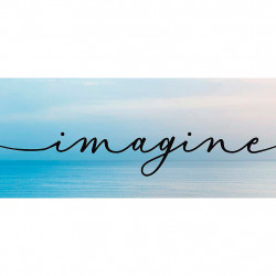 img-Toile canvas imagine 20x46cm