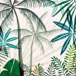 img-Toile canvas jungle 23x23