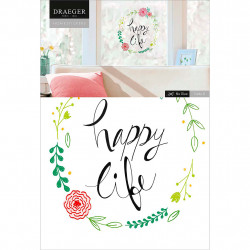 img-Stickers fenetre happy life 24x36