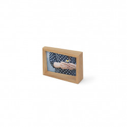 img-Cadre photo edge en bois 1 photo 10x15cm