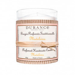 img-Bougie parfumée traditionnelle 180 gr madeleine