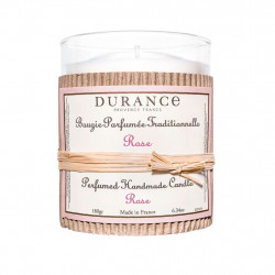 img-Bougie parfumée traditionnelle 180 gr rose
