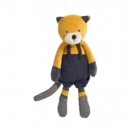 img-Peluche chat moutarde lulu les moustaches