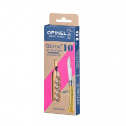 img-Couteau opinel n°10 tire-bouchon naturel
