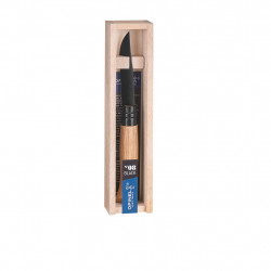 img-Couteau opinel n°08 chêne black edition naturel
