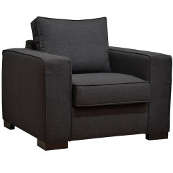img-Fauteuil HUGO - Enjoy Anthracite