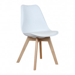 img-Chaise Scandinave Blanche