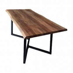 img-Table a manger alexus 160x80xh75cm naturel