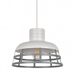 img-Suspension country blanc/anthracite d28xh21cm