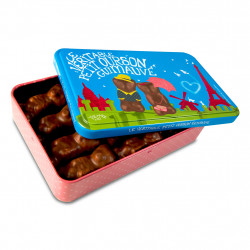 img-Boite ourson guimauve - from paris with love - 150g