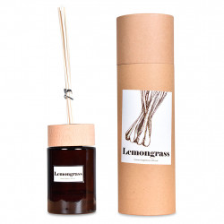 img-Diffuseur avec sticks intemporels lemongrass 100ml