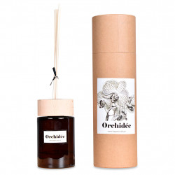 img-Diffuseur avec sticks intemporels orchidee 100ml