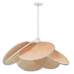 img-Suspension Evasion cannage naturel ganse blanche (D.73xH.50/150cm)