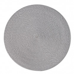 "img-Set de table ""twist"" gris 38x38xh0.1cm"