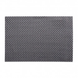 "img-Set de table ""tendance"" gris  45x30xh0.1cm"