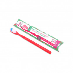 img-Brosse a dents rouge medium - rechargable