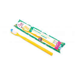 img-Brosse a dents jaune medium - rechargable