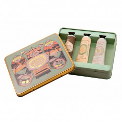 img-Coffret de 3 cremes mains les intemporels 30ml (miel /amande/raisin)