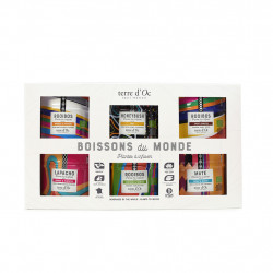 img-Coffret the 6 boissons du monde 280g
