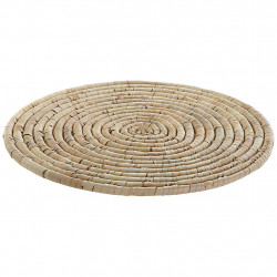 img-Set de table en fibre d35cm naturel