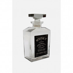 img-Bouteille whisky 12x8xh21cm