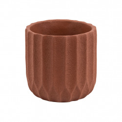 img-Cache-pot stripes marron