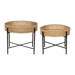 img-Table basse x2 plaka naturel et noir
