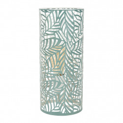 img-Lampe cylindre banae vert