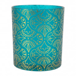 img-Photophore suro turquoise d9cm