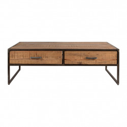 img-Table basse factory (120x60h40) en acacia
